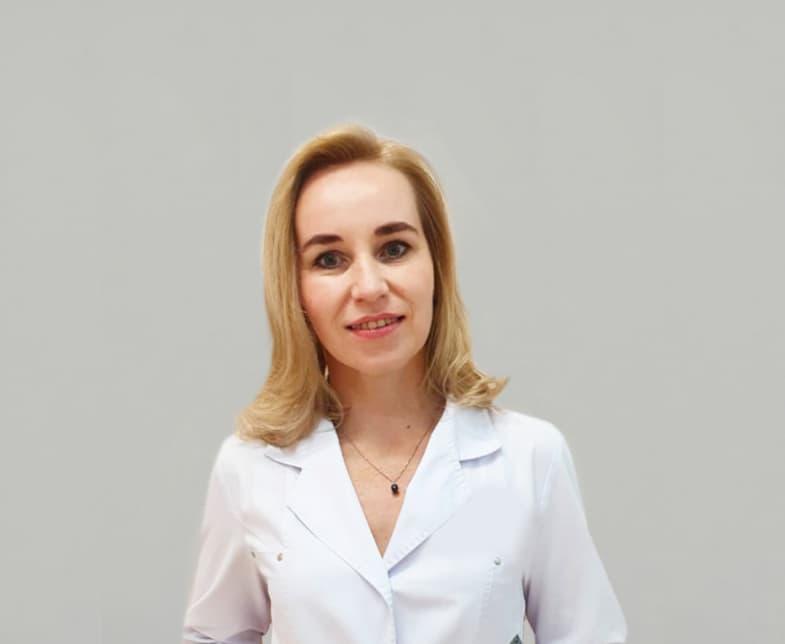 Светлана Носенко